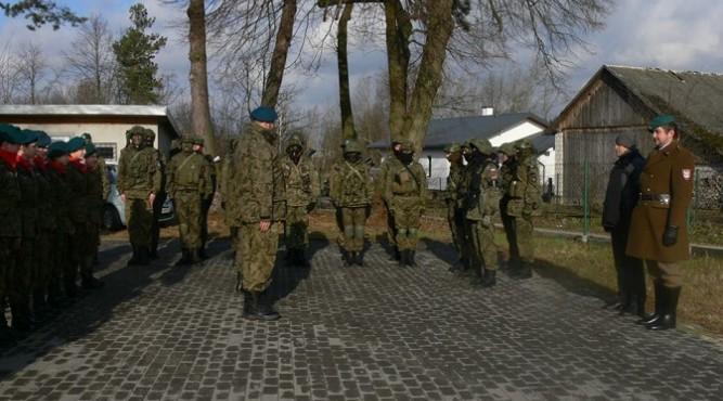 fot. Jednostka Strzelecka JS 2033 im gen. Józefa Kustronia w Lubaczowie