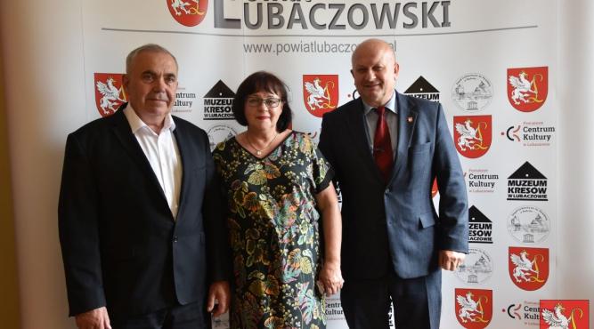 Władysław Szyk, Helena Szyk oraz Zenon Swatek