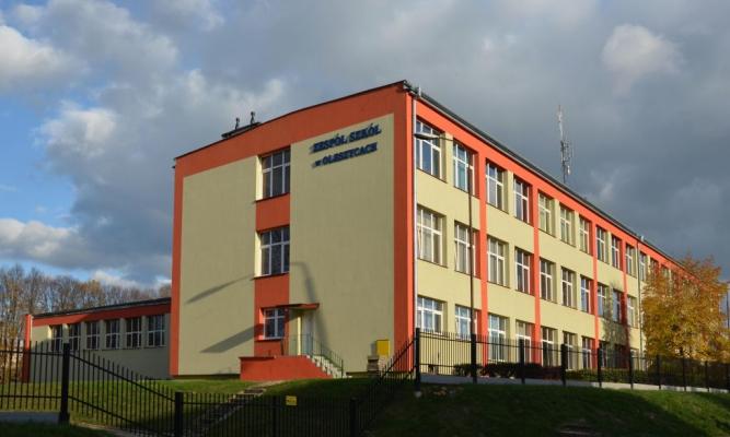 Zespół Szkół w Oleszycach fot. powiatlubaczowski