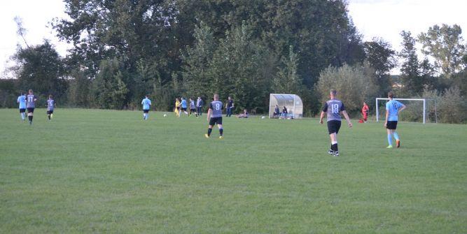 Zdjęcie z niedzielnego meczu Czarni Oleszyce - Zalew Stary Lubliniec