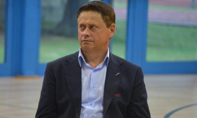 Wiceprezes ds. organizacyjnych Józef Ozimek fot. archiwum ZLUBACZOWA.PL