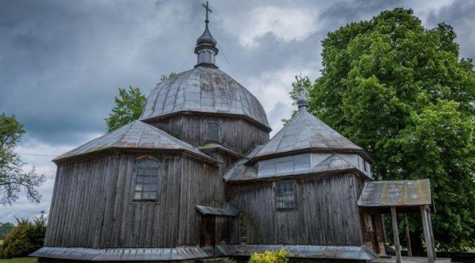 Cerkiew w Kowalówce fo. Ze zbiorów Muzeum Kresów w Lubaczowie