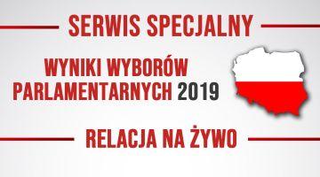 Wybory Parlamentarne 2019. Oficjalne wyniki wyborów [RELACJA NA ŻYWO]