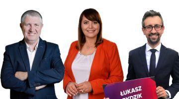 Wyniki głosowania na kandydatów z powiatu lubaczowskiego
