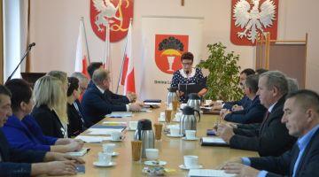 Inauguracyjna sesja Rady Gminy Lubaczów kadencji 2018-2023 za nami