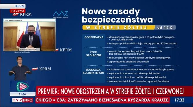 fot. kadr TVP Info