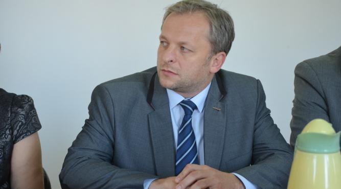 Paweł Głaz fot. archiwum ZLUBACZOWA.Pl