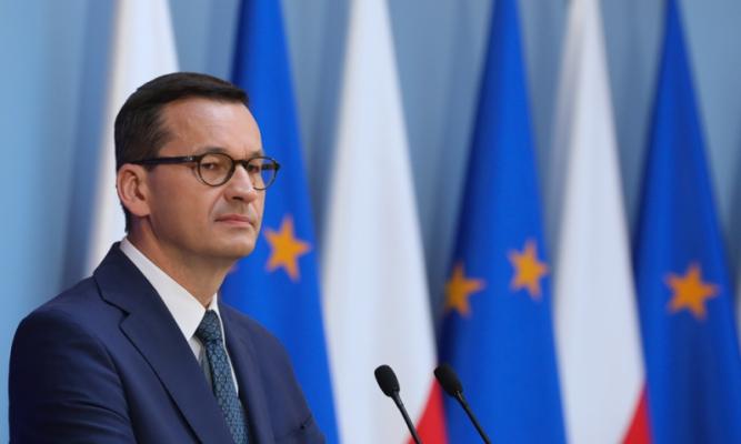 Premier Mateusz Morawiecki fot. Adam Guz/KPRM