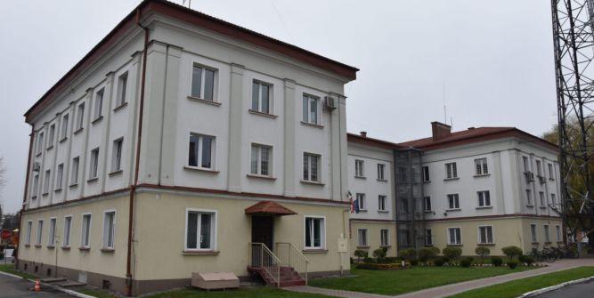 Budynek Starostwa Powiatowego w Lubaczowie fot. powiatlubaczowski.pl