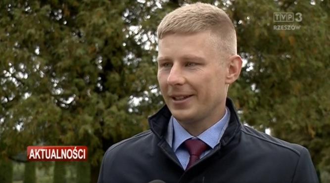 fot. kadr TVP Rzeszów