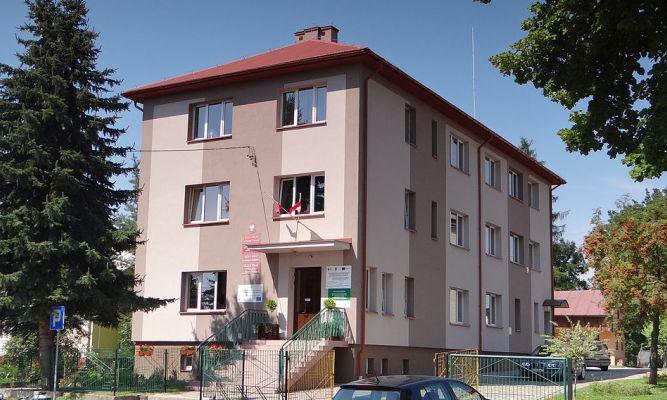 Urząd Gminy w Starym Dzikowie fot. wikipedia.org