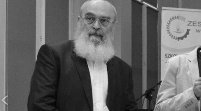 Mirosław Wereżak fot. archiwum ZS Oleszyce